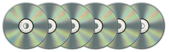 Тиражирование, копирование, размножение дисков