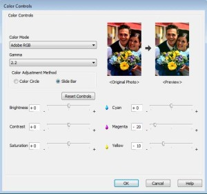 Как исправить цветопередачу в принтере